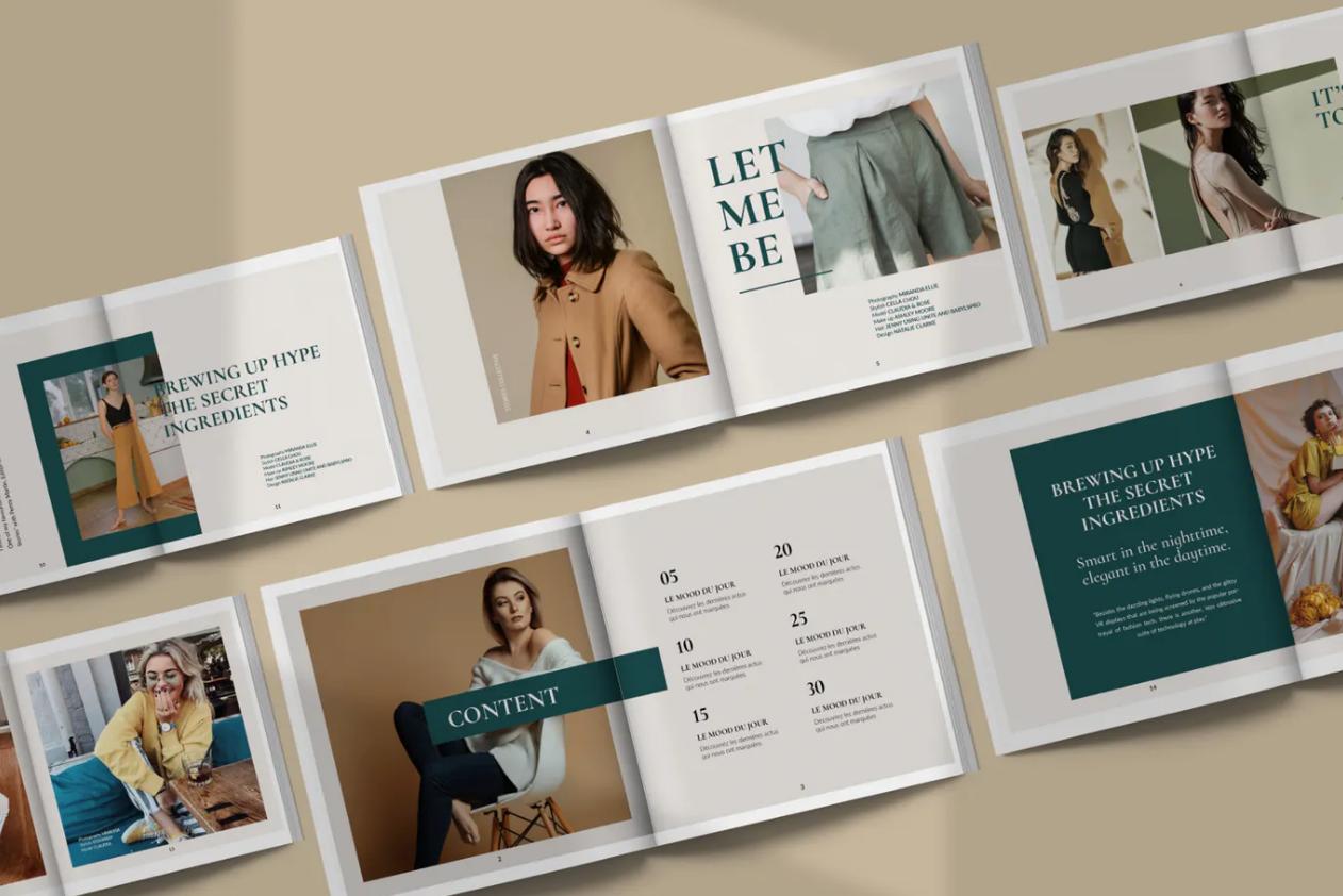 Brochure Booklet Design & Print Service