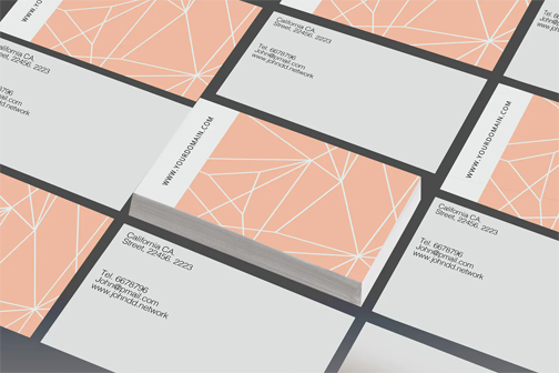 Business Card Design & Print Service