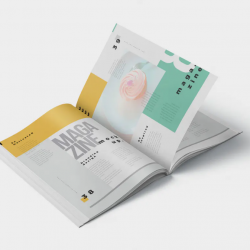 Magazine Design & Print Service