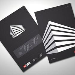 Custom Presentation Folder Design Print